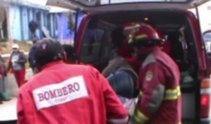 Cusco: choque en Sacsayhuamán deja cinco turistas brasileños heridos
