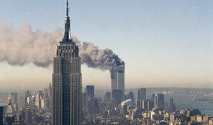 Nuevas imágenes del atentado del 11 de septiembre fueron difundidas