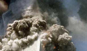 Revelan imágenes nunca vistas del atentado del 11-S en Nueva York