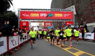 """IPD organiza cuarta carrera """"8K Corriendo por los Bomberos"""""""