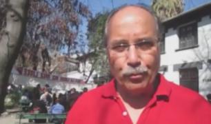 Terrorista chileno liberado en Perú el 2016 retoma actividad prosenderista