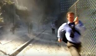 YouTube: Devastador video inédito muestra ataque del 11S en alta definición
