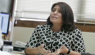 Exprocuradora Delia Muñoz habla de las salidas legales de pareja chilena