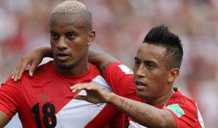 Selección Peruana quedó lista para amistoso con Holanda