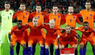 DT de Holanda afirmó estar preparado para encuentro ante Perú