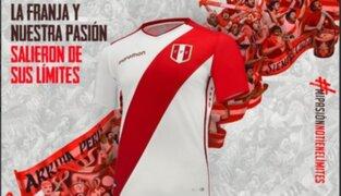 Selección Peruana: conozca la nueva camiseta que estrenará en Ámsterdam