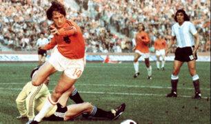 Perú vs Holanda: ¿Por qué le dicen la 'Naranja Mecánica' a esta selección?