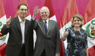 Mercedes Aráoz habló sobre reunión con el Presidente Vizcarra y PPK