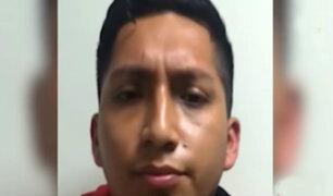Detienen a sujeto que disparó y asesinó a cambista en San Isidro