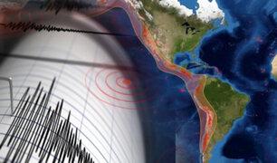 Cadena de sismos en el Cinturón de Fuego del Pacífico enciende las alarmas