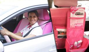 El Salvador: crean innovador servicio de taxi sólo para mujeres