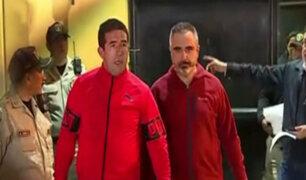 Caso vientre de alquiler: liberan a chileno Jorge Tovar tras confirmar paternidad