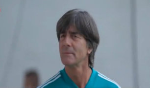 Entrenador de Alemania analizó a Perú previo al amistoso