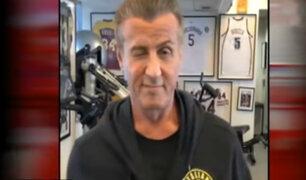 Sylvester Stallone volverá a los cines con 'Rambo'