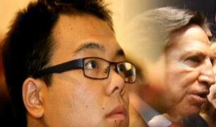 Cuentos chinos de Toledo: el acompañante asiático del ex presidente
