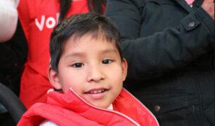 Teletón 2018: el padre Isidro Vásquez nos presenta al niño embajador