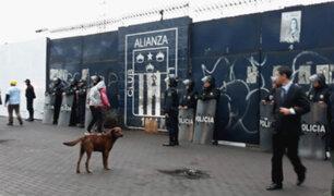 """Gerente de marketing del Alianza Lima: """"Toma de la explanada del Matute es arbitraria"""""""