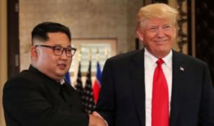 Donald Trump y Kim Jong-un volverían a reunirse por segunda vez