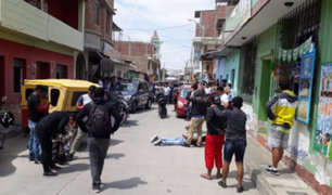 Piura: tras persecución y balacera capturan a peligrosos asaltantes