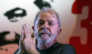 Lula da Silva renuncia a su candidatura presidencial en Brasil