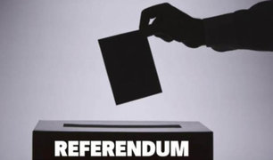 Referéndum: Comité Ciudadano adquirió kit para la recolección de firmas
