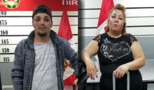 Callao: detienen a extranjeros cuando sacaban cocaína en maletas