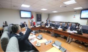 Comisión Madre Mía aprobó informe final contra Ollanta Humala