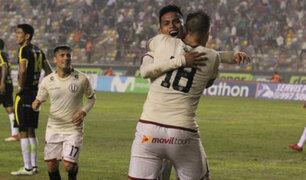 Torneo Clausura 2018: Universitario derrotó 2-1 a UTC
