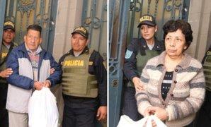 Sendero Luminoso: Morote y Liendo fueron trasladados a penales tras condena de cadena perpetua