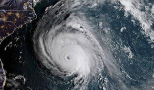 EEUU: 'Florence' se acerca a la costa este