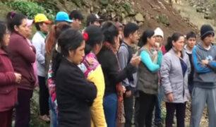 VMT: familiares de dirigente vecinal asesinado exigen justicia