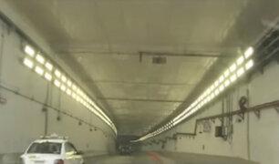 Contraloría detecta riesgos en túnel de Línea Amarilla