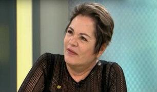 Rosario Sasieta da detalles sobre ley de acoso y chantaje sexual
