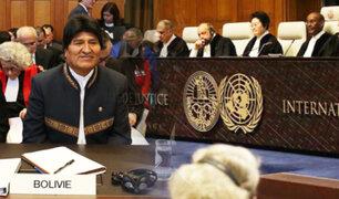Corte de La Haya: lectura de fallo por demanda marítima de Bolivia será el 1 de octubre