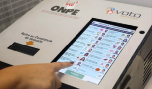 Elecciones 2018: conozca los distritos de Lima con voto electrónico