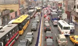 Congreso: aprobaron creación de Autoridad Única de Transporte de Lima y Callao