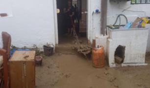 España: inesperada tormenta inundó el municipio de Alcalá del Valle