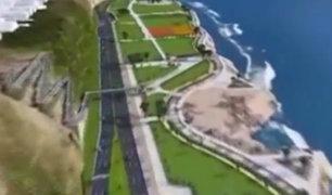 Costa Verde de San Miguel: obra iniciará el próximo mes de octubre
