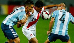 Perú jugaría partido amistoso ante Argentina