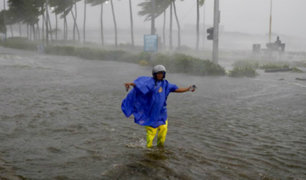 Filipinas: trece personas fallecidas tras paso de tifón Mangkhut
