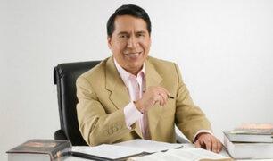 El evangelio millonario del pastor Alberto Santana