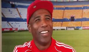 El Huarique del gol con el 'Cuto' Guadalupe: yo le puse Bolt a Advíncula