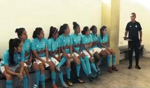 Copa Perú Femenina: Sporting Cristal vence al Villa Libertad