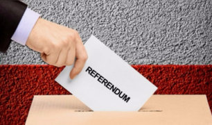 Referéndum: conozca qué piensan los peruanos en la última encuesta de Ipsos