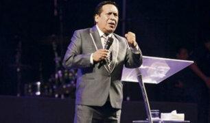 Líderes evangélicos opinan sobre la polémica prédica del pastor Santana