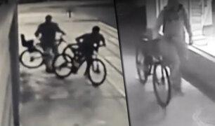 Las bicicletas son el nuevo blanco de la delincuencia en las calles de Lima