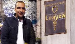 Empresario lucha por su vida tras recibir 3 balazos en robo de camioneta en Los Olivos