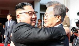 Líderes de las dos Coreas vuelven a reunirse en Pyongyang