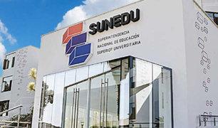Sunedu: cierran más de 70 filiales de universidades que funcionaban irregularmente