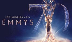 Premios Emmy: edición número 70 estuvo cargada de mucha nostalgia